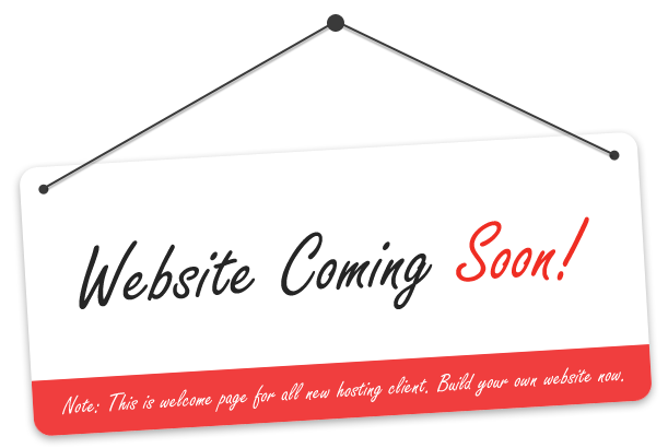 Website Coming Soon!